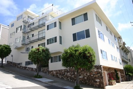 Fourteen Unit Apartment Building Pacific Heights photo
