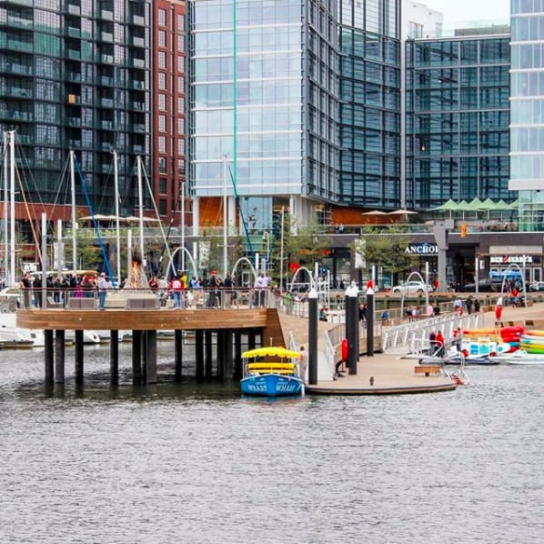 4 Reasons to Visit The Wharf