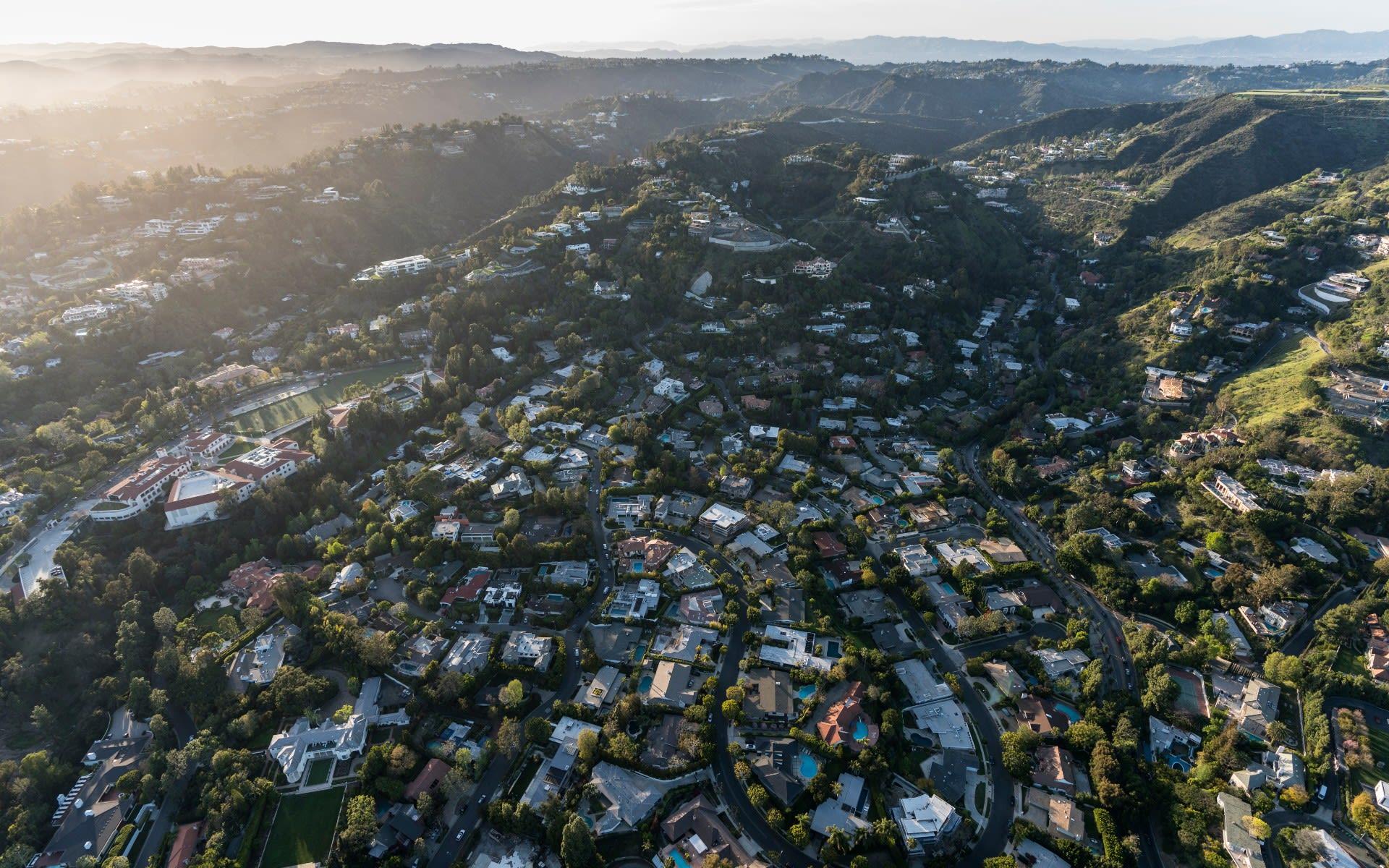 Bel Air-Holmby Hills