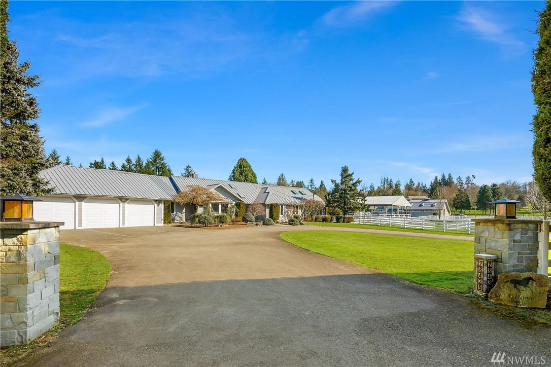 Rare Equestrian Gem at The Foothills of Taylor Mountain photo