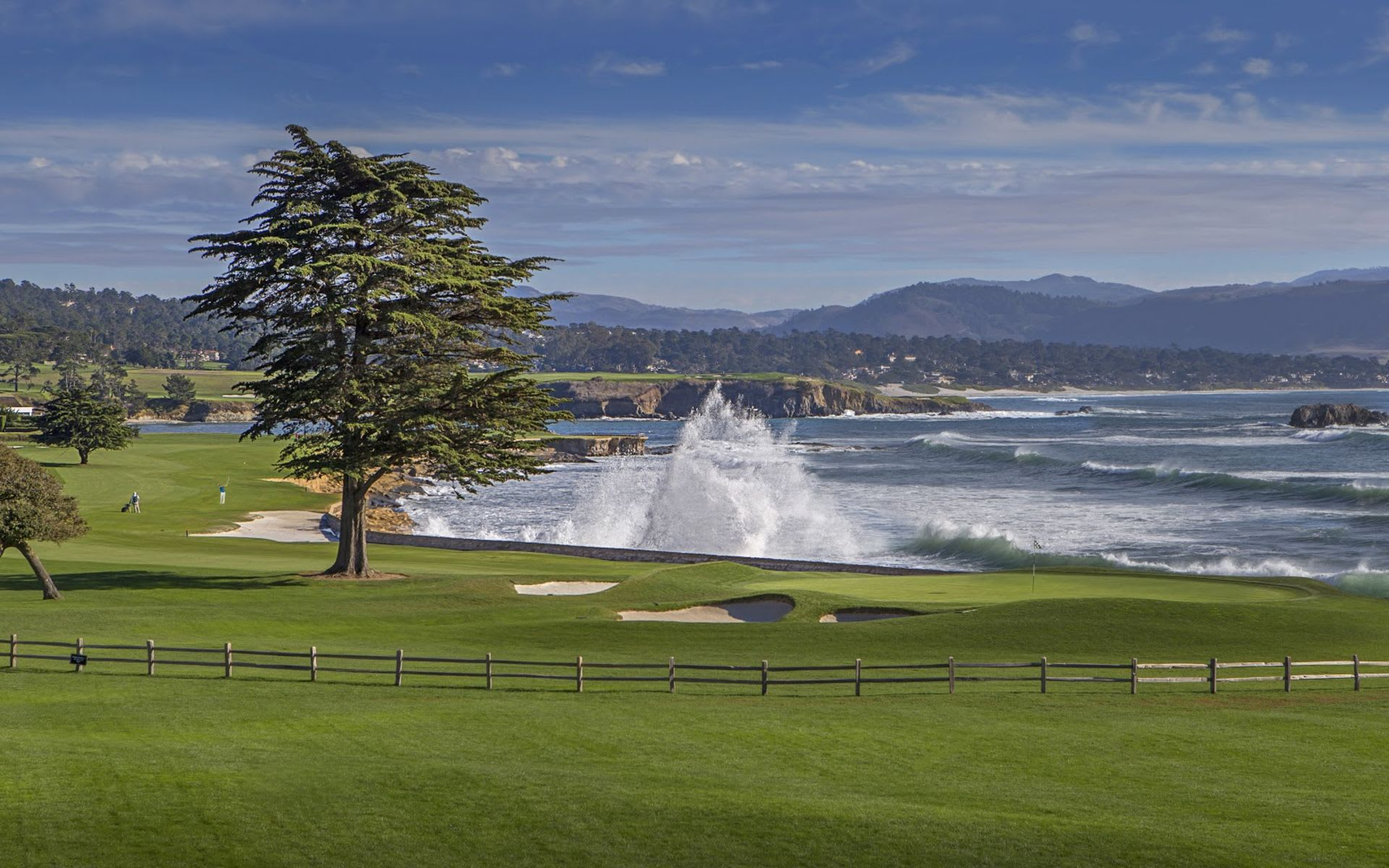 From Phil Harris to Phil Mickelson: Exploring the Evolution of the AT&T Pebble Beach Pro-Am