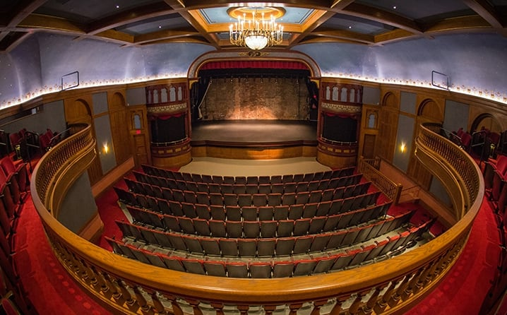 4 Events to See at The Wheeler Opera House this Winter