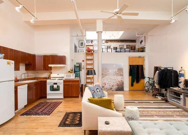 1140 Washington St #4D, Boston—Harry the Greek Lofts photo