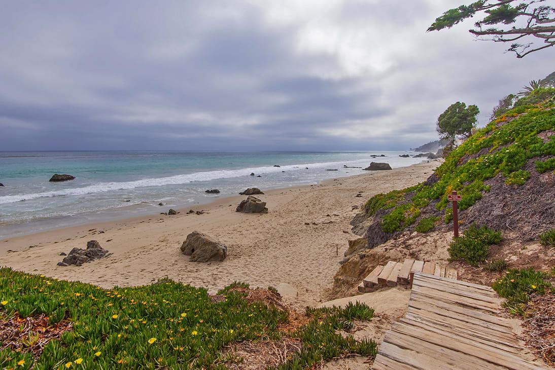 Broad Beach Lease