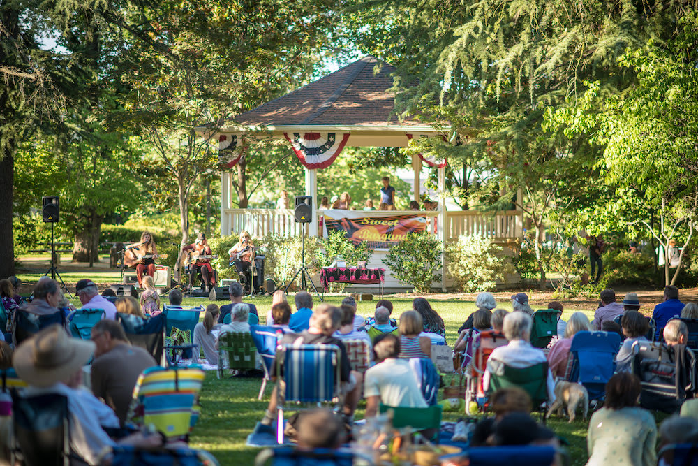 St. Helena Summer Concert Series: Everything You Need to Know