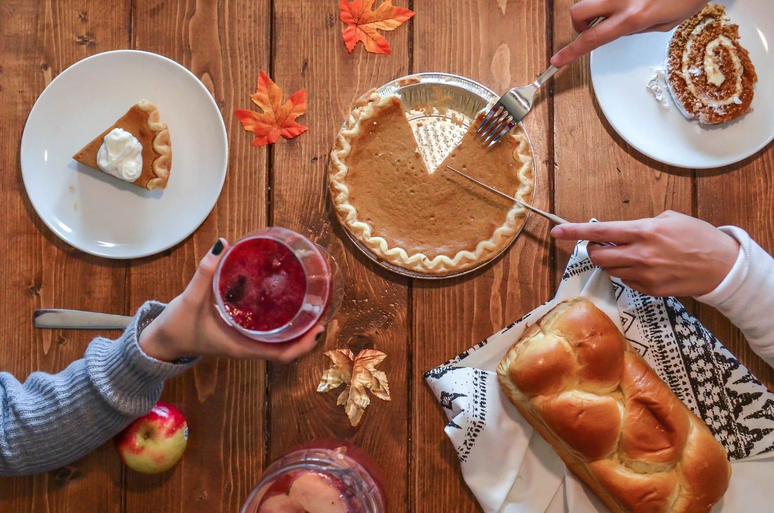 5 Best Thanksgiving Dinners Near Solana Beach