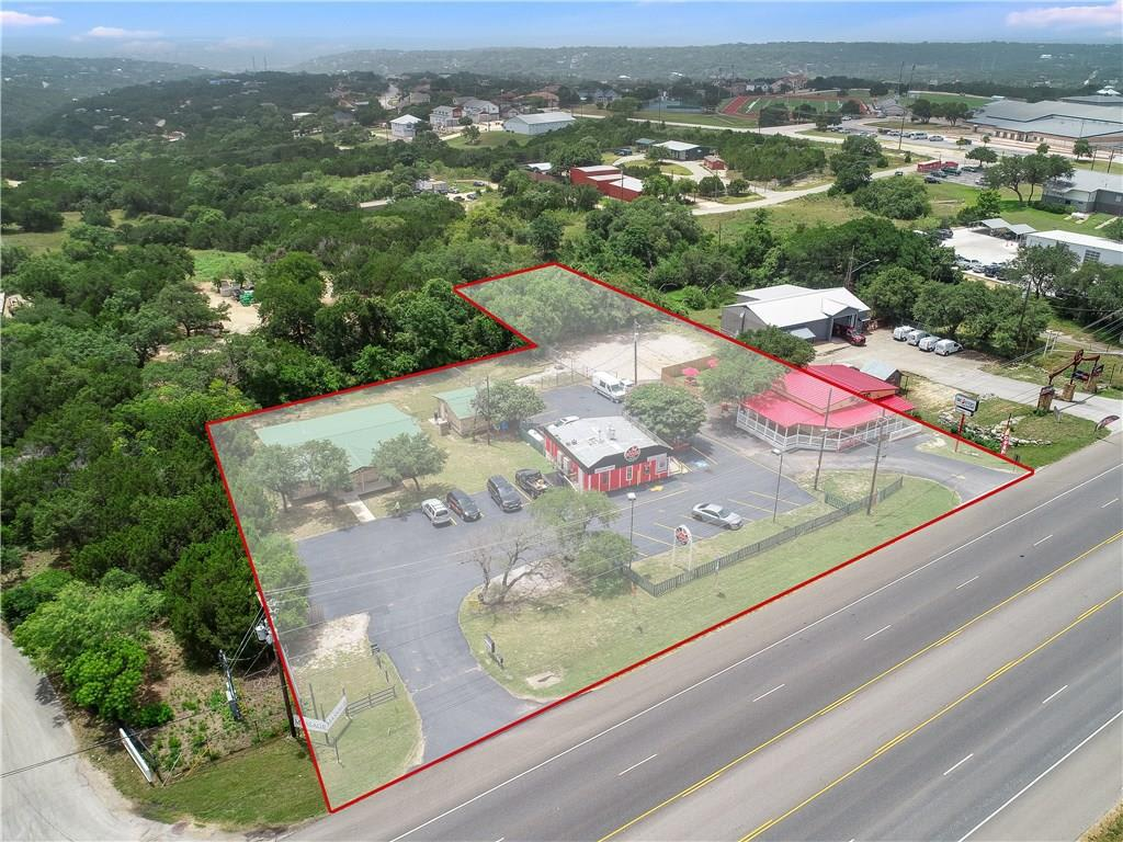 Prime Commercial Investment Property on Hwy 620 N photo