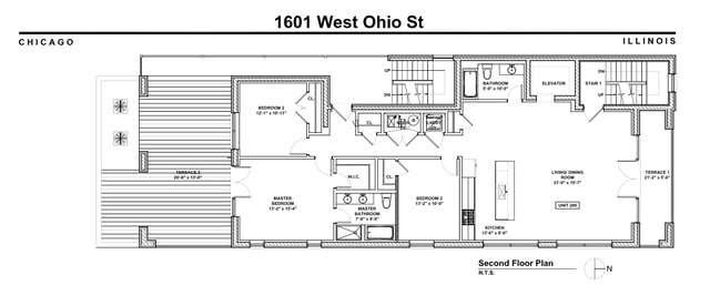1601 West Ohio Street, Unit 1 preview