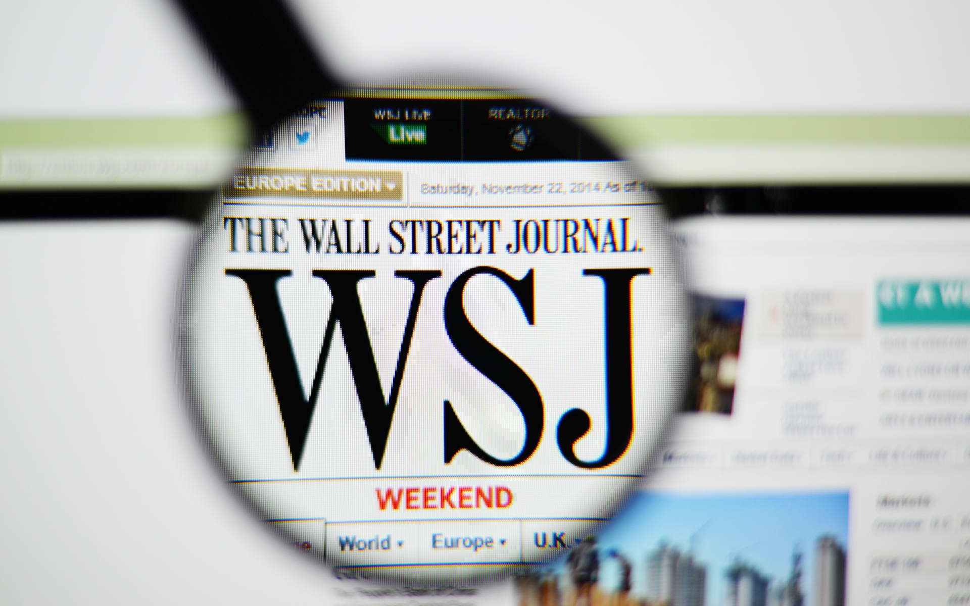 Top 100 National Ranking by Real Trends/The Wall Street Journal