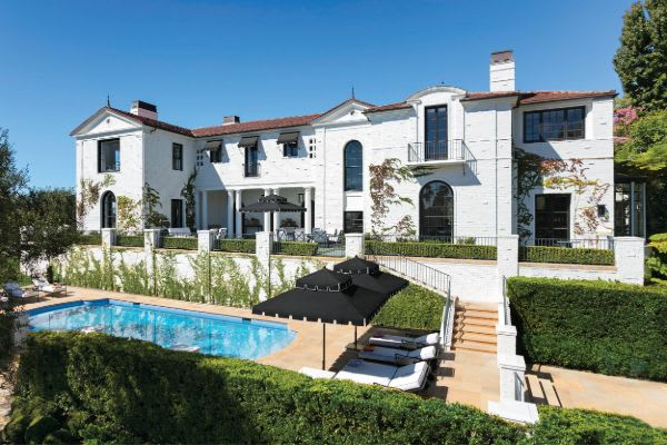 Valia Properties Represents Exclusive Buyer on Famed Getty Bel Air Mansion