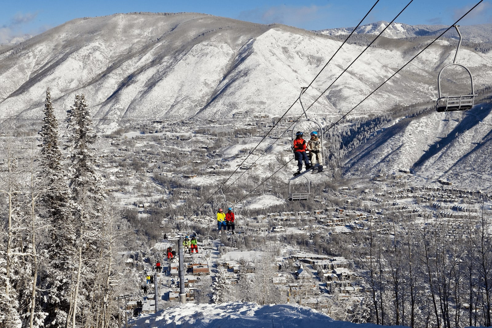 Ways to Get Outside in Aspen This Winter