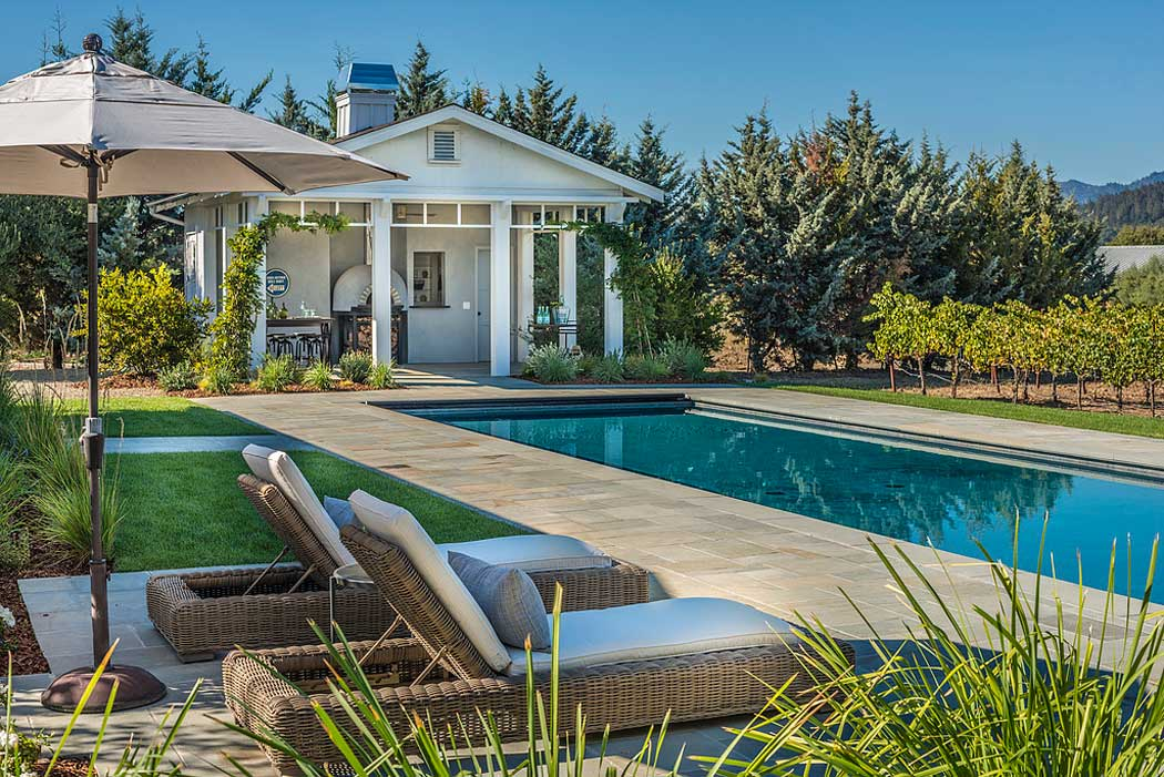 Contemporary Vineyard Farmhouse Featured in Haute Living!