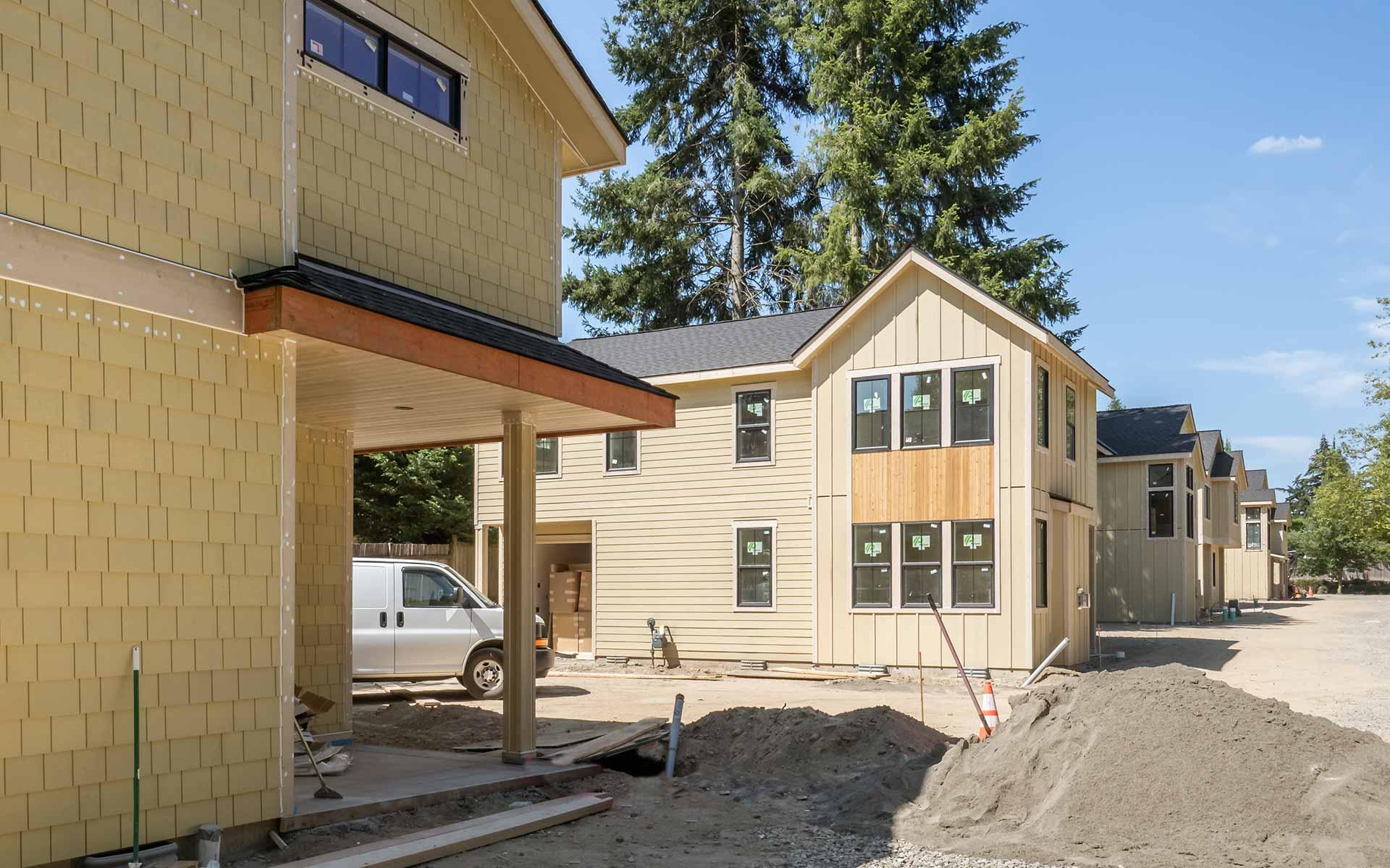 Juanita Grove · Whidbey Plan photo