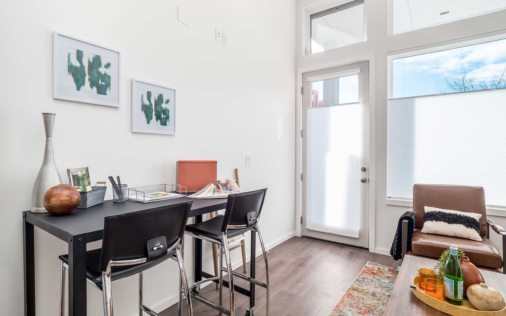 Queen Anne West · Work From Home A photo
