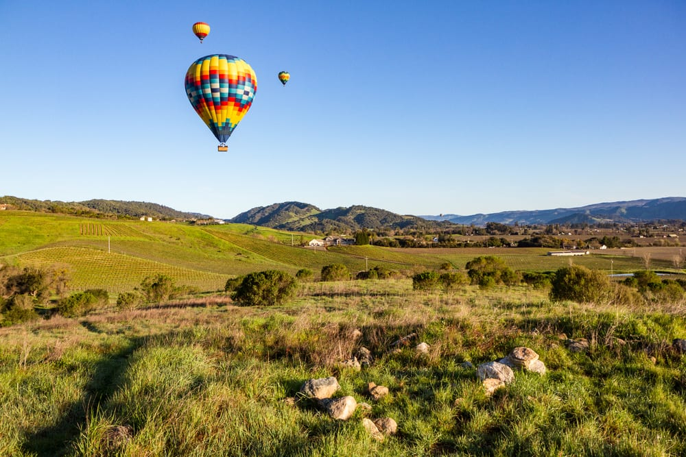 Six Ways To Enjoy Wine Country… That Don't Involve Wine