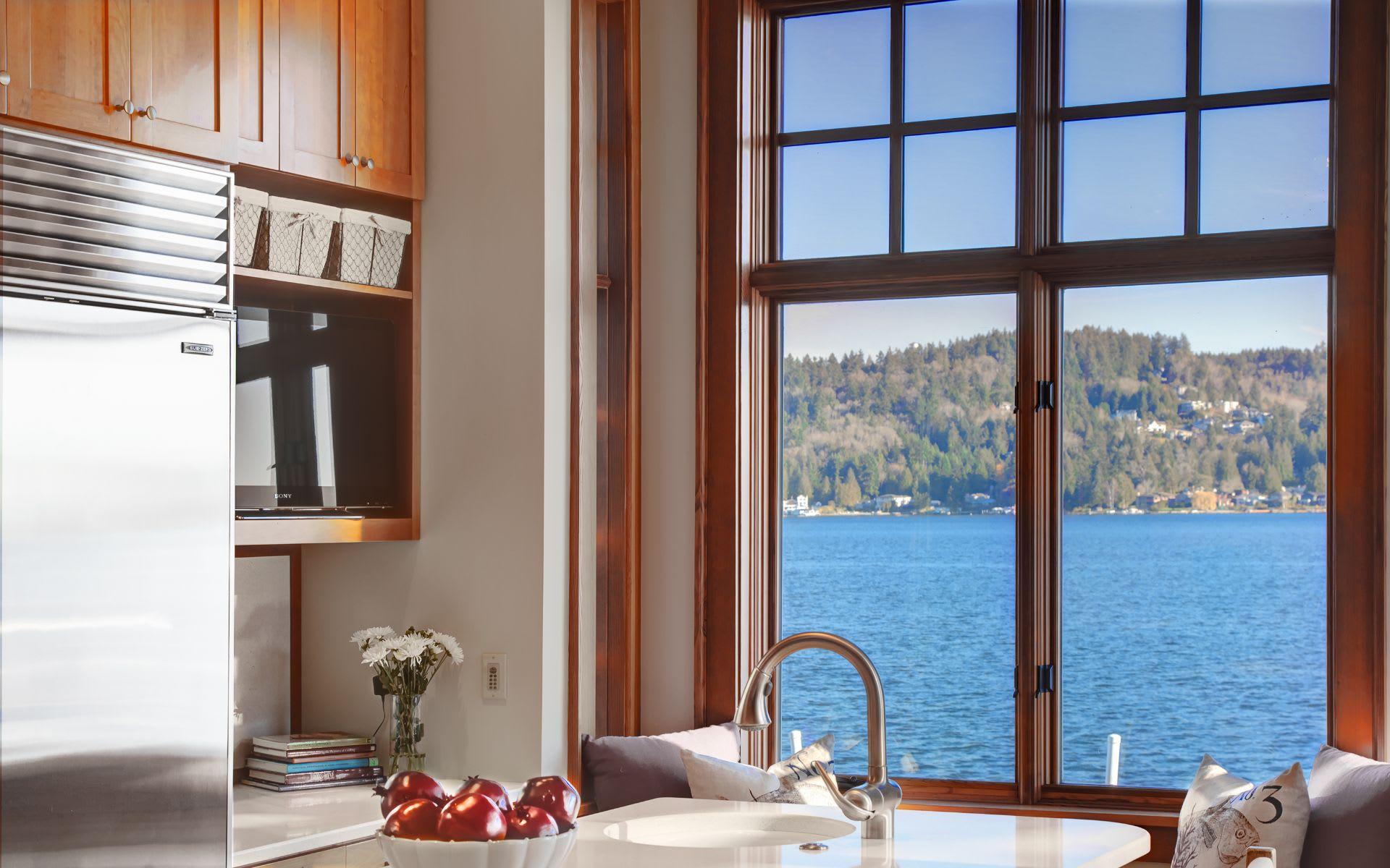 Extraordinary Lakeside Living photo