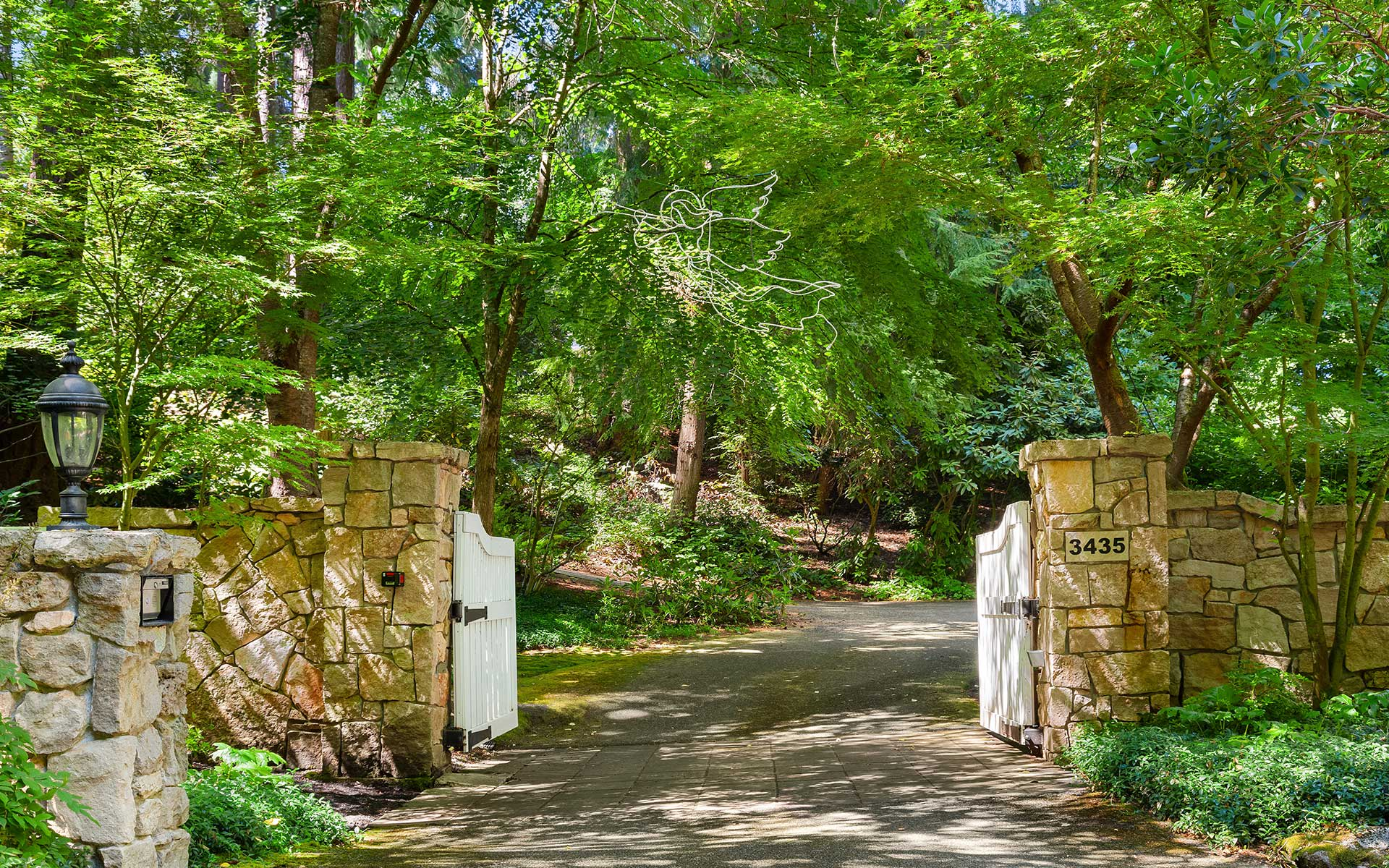 Gracious Bridle Trails Estate in a Private Setting photo