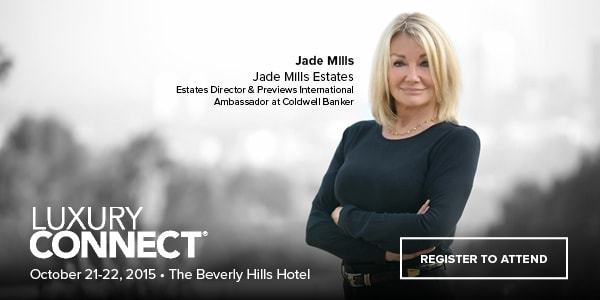 Luxury Connect Speaker Spotlight: Jade Mills
