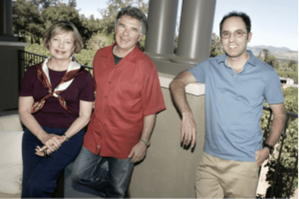 THE STAGLIN FAMILY'S COMMITMENT TO BRAIN RESEARCH