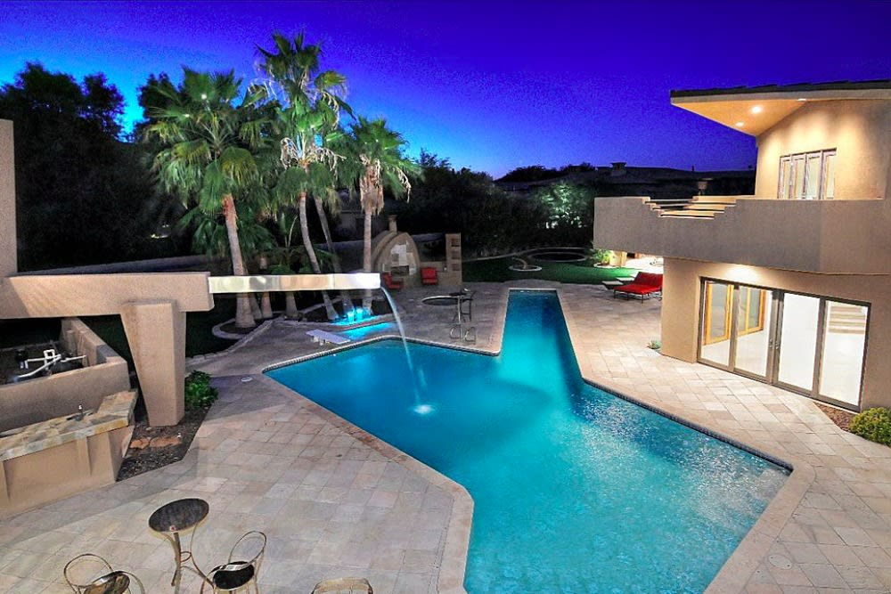 5 Luxury Home Rentals in Phoenix: Just In Time For Super Bowl