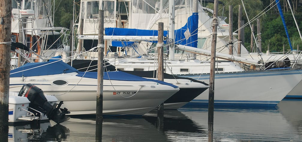 4 Places to Store Your Boat in the Hamptons