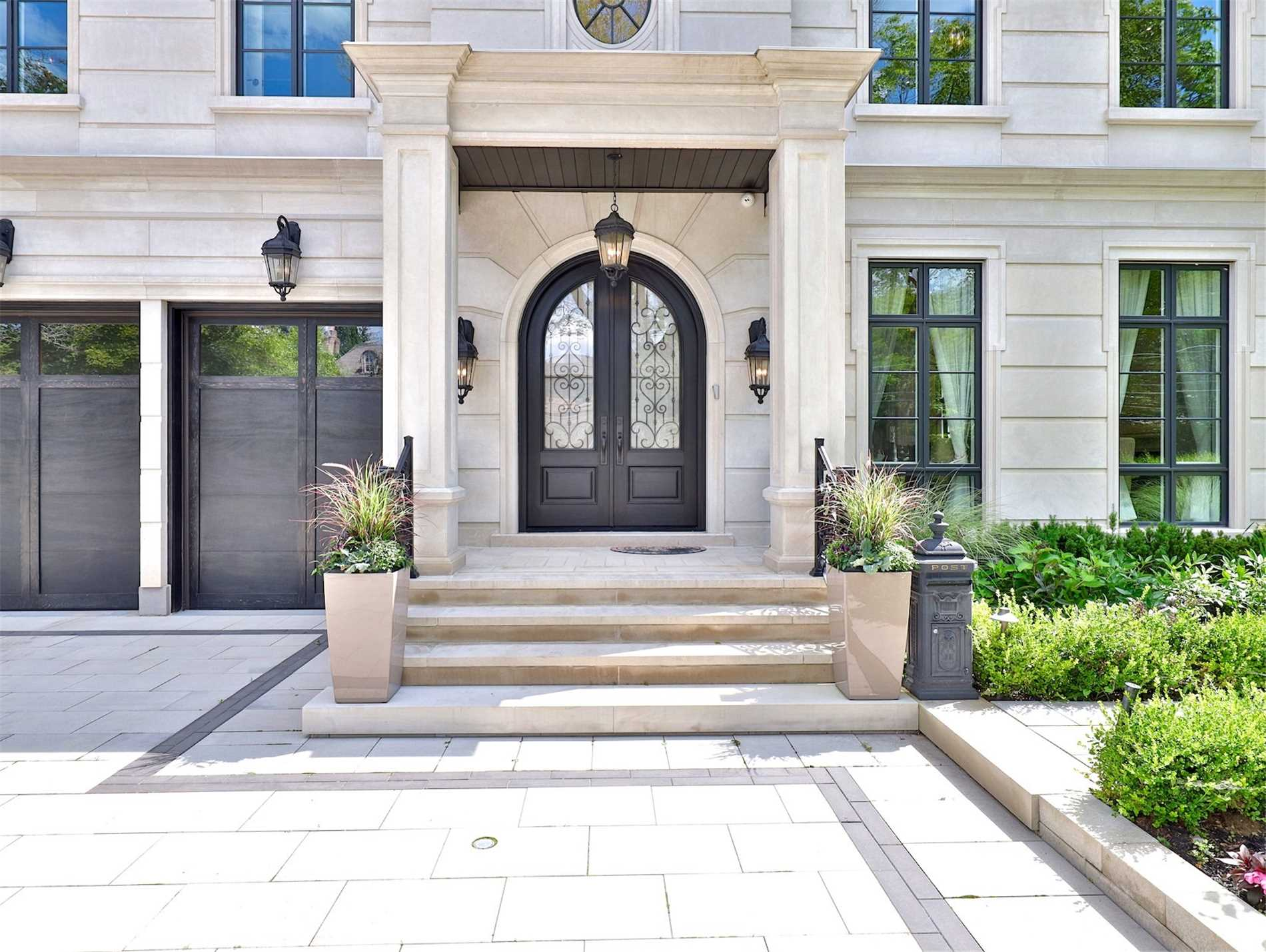 Opulent Limestone York Mills Estate