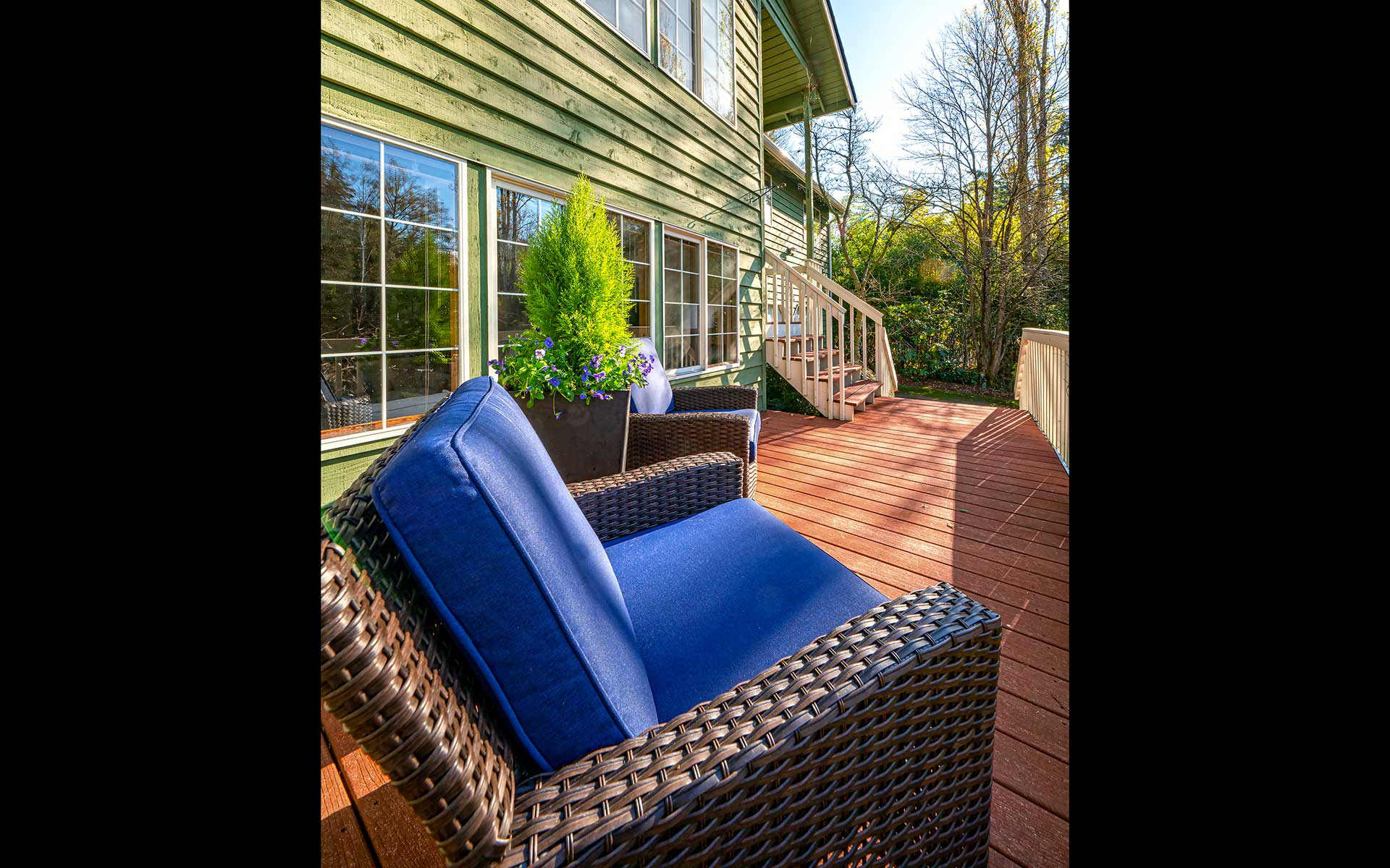 Privacy & Tranquility in Lake Forest Park photo