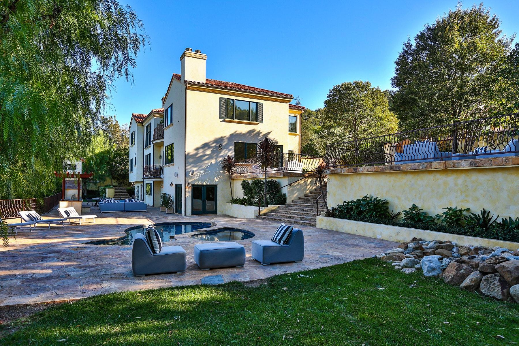 Gated Spanish Estate