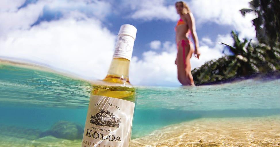 Koloa Rum - A South Shore Success Story