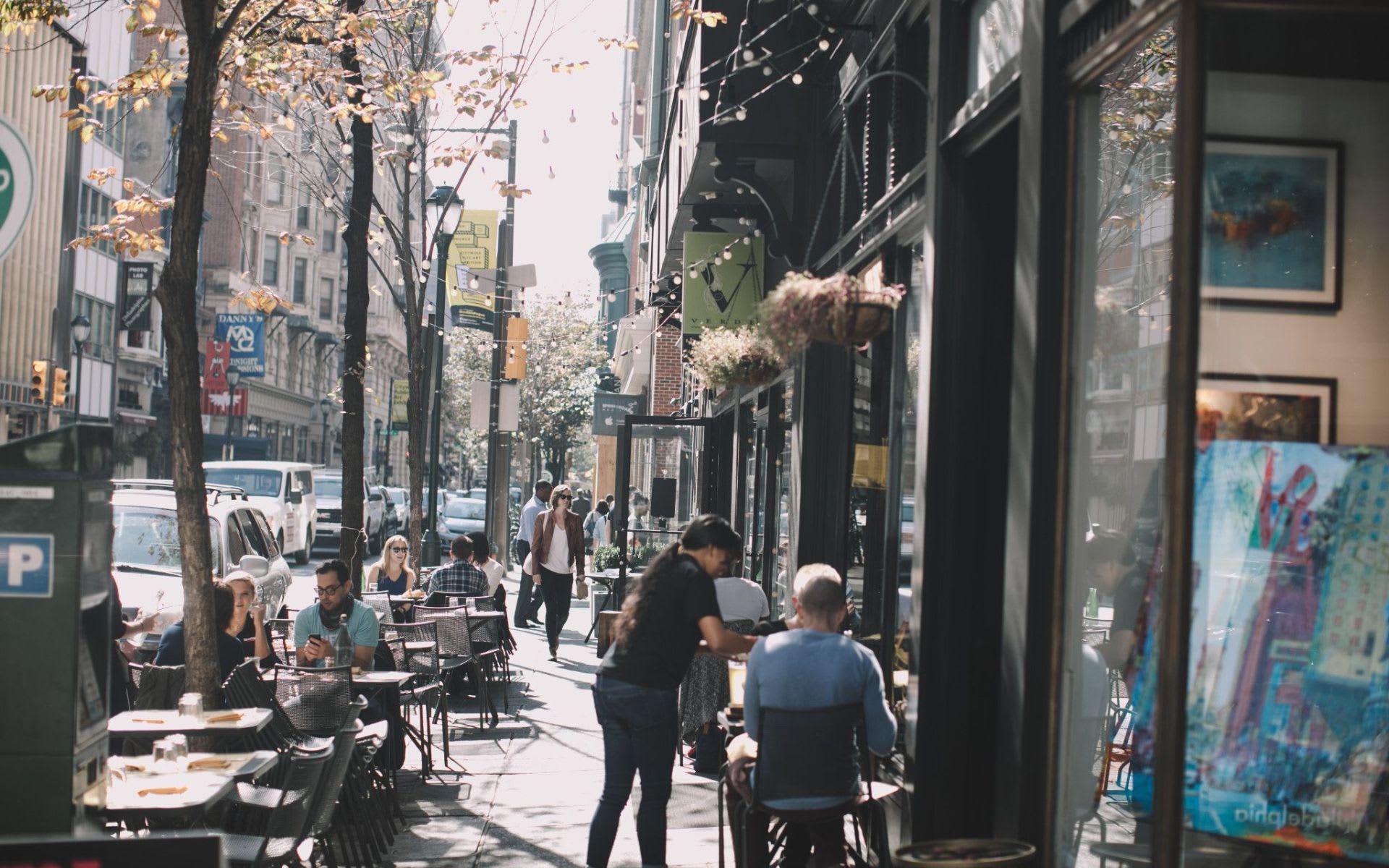Washington Square West