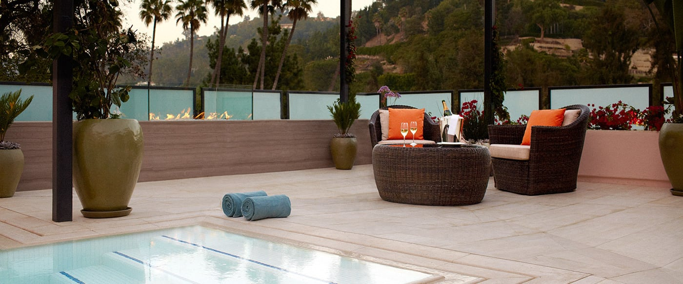 Luxury Amenities at Hotel Bel Air