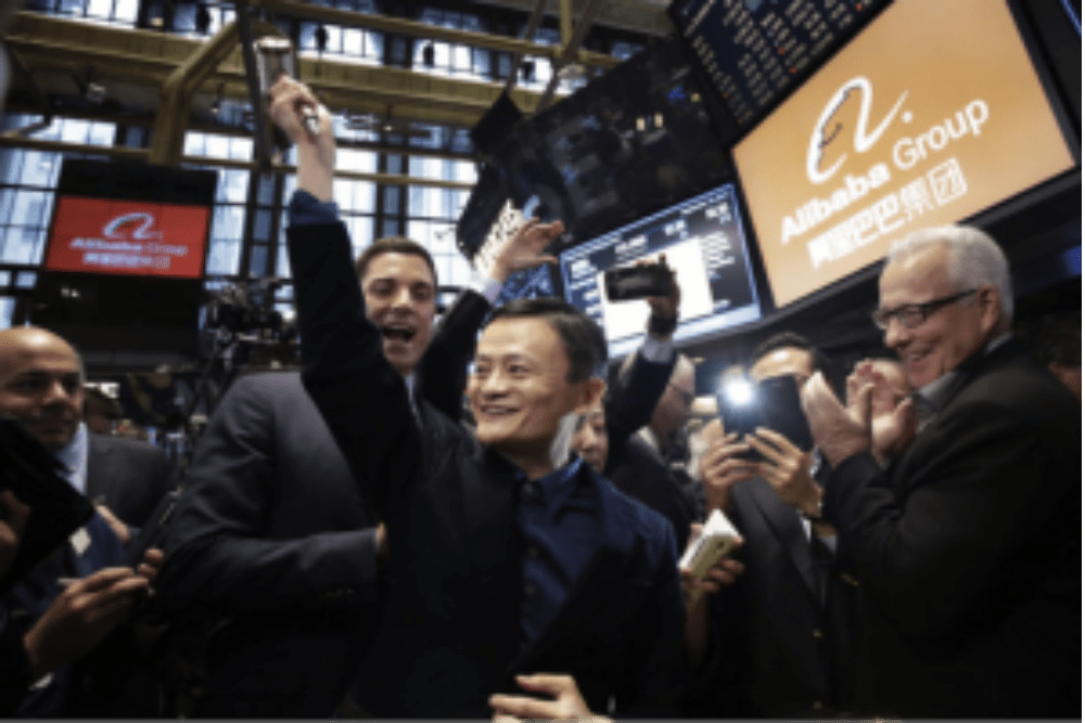 DID YOU INVEST IN ALIBABA?