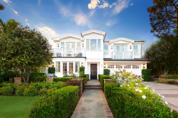 Former Ducks Star, Corey Perry, Selects Valia Properties for the Sale of His Corona Del Mar Home