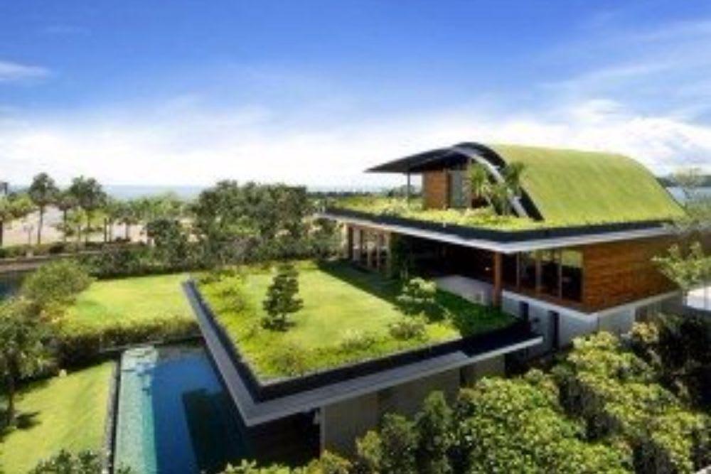 Eco Friendly Homes Save Earth