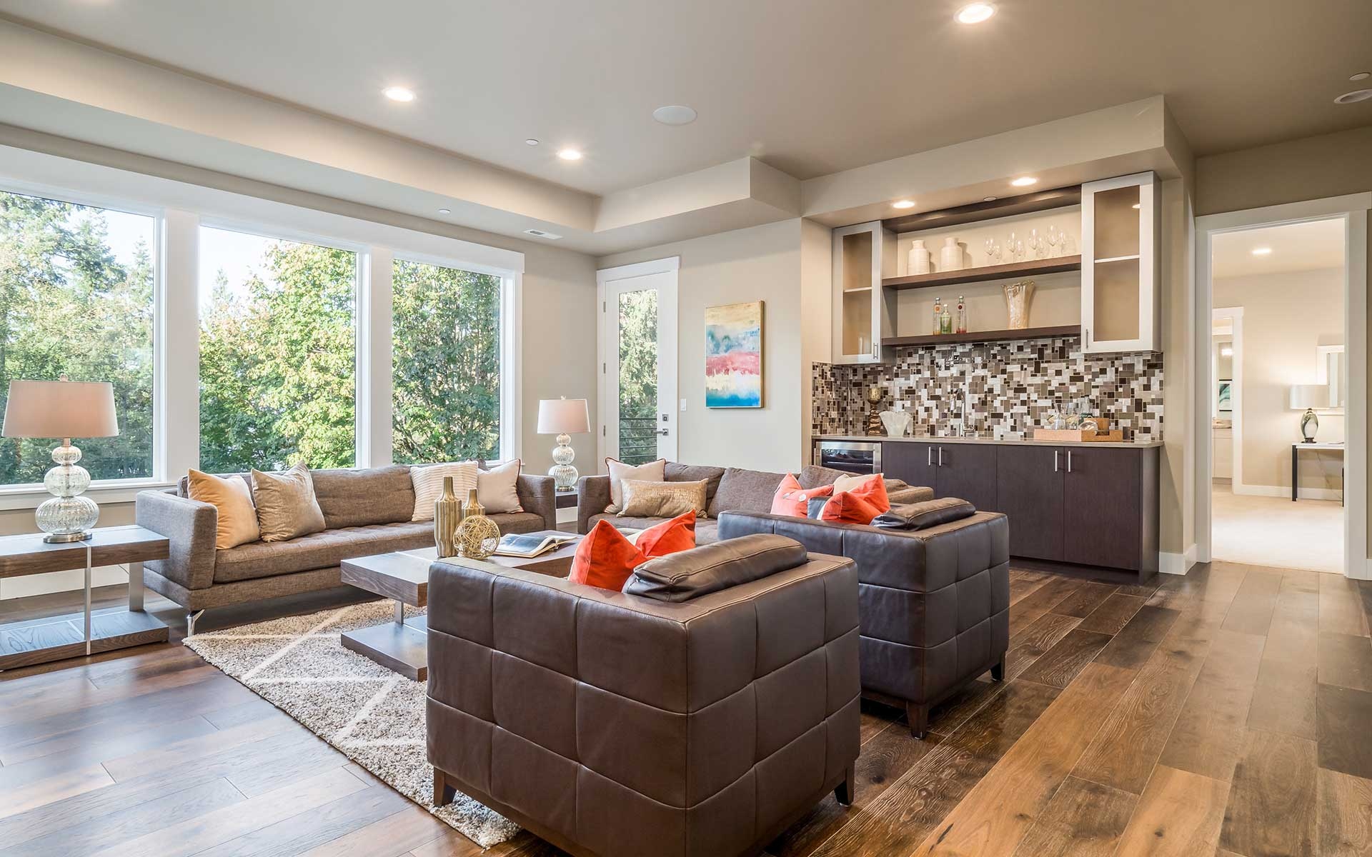 Luxury Living on Cougar Mountain photo