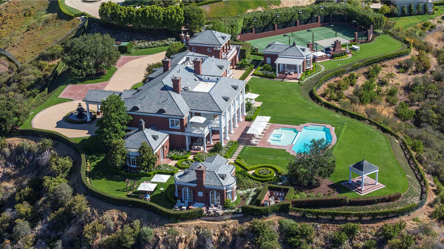 History of Holmby Hills