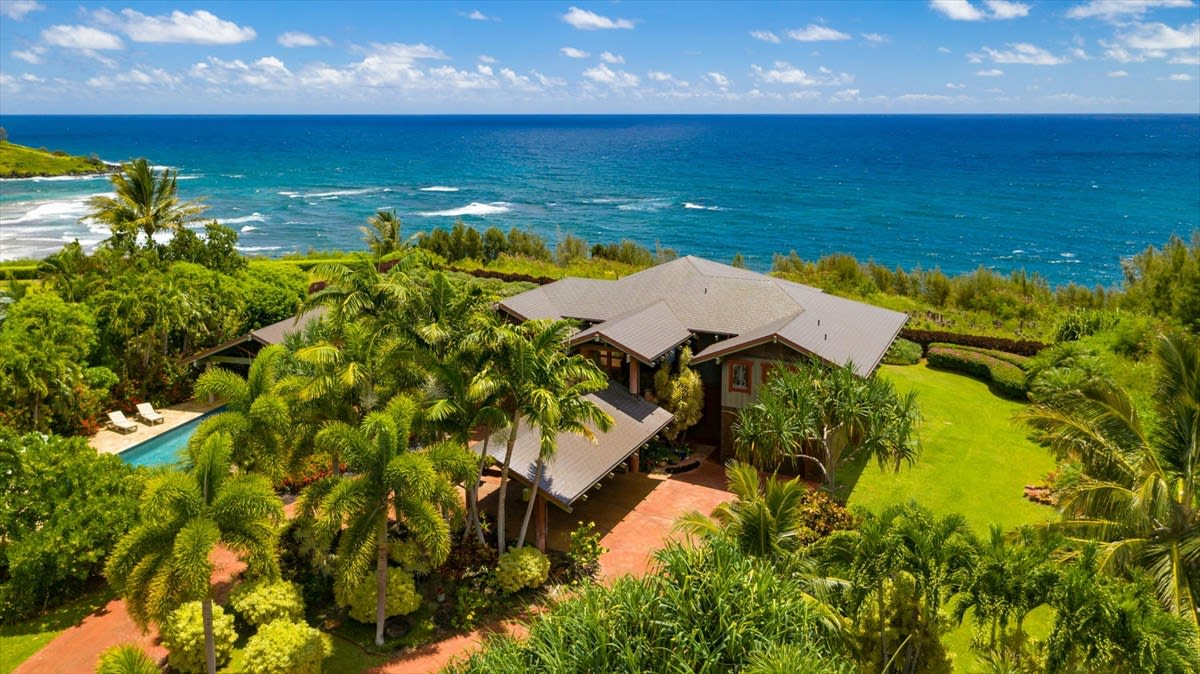 Just Sold: 5450 Kalalea View Drive, Anahola ($3,850,000)