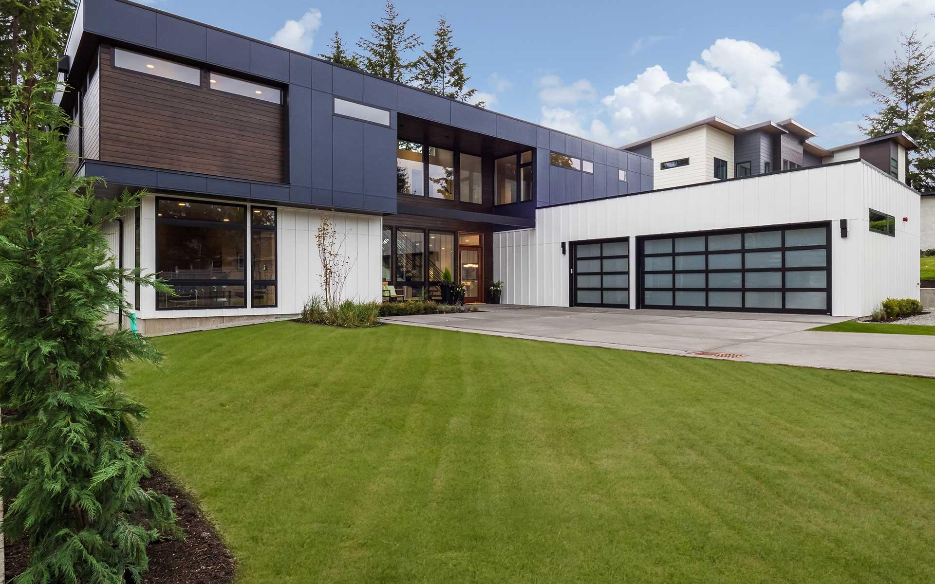 Northwest Modern Luxury in Wilburton photo