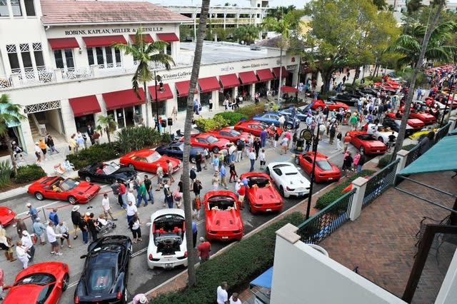 Cars on Fifth Showcases the Industry's Best Technologies and Models