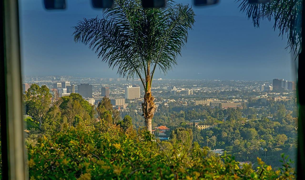 Spectacular Bel Air Celebrity Estate