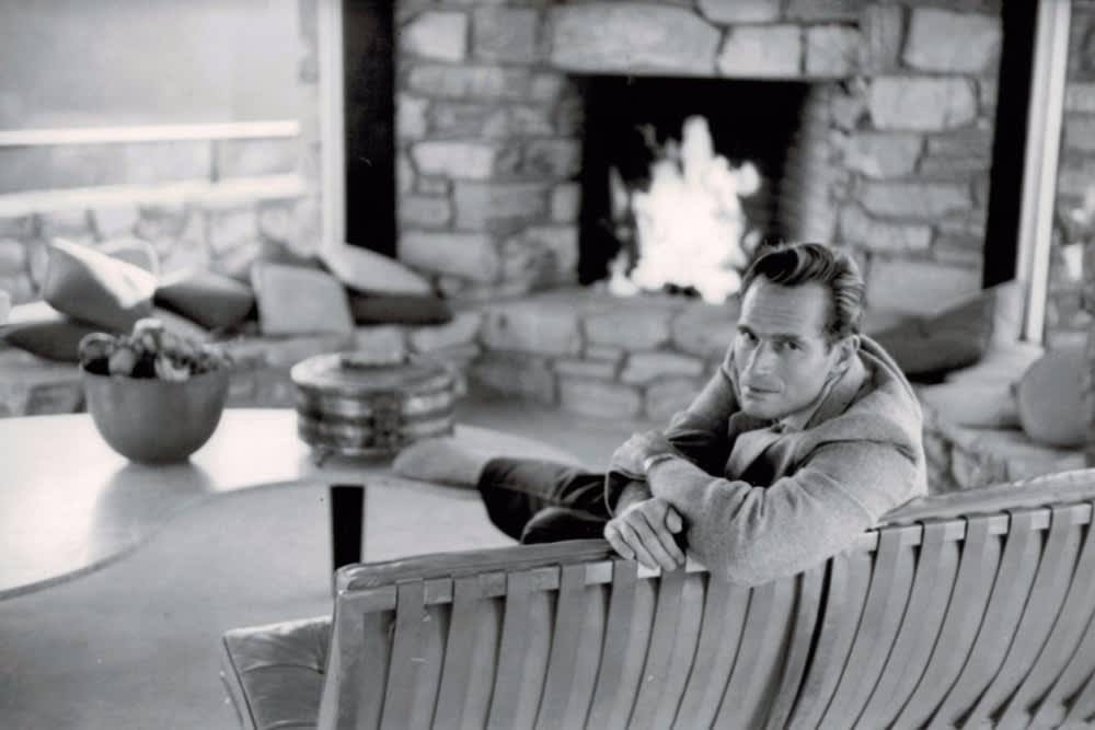 Charlton Heston's Beverly Hills Home For Sale