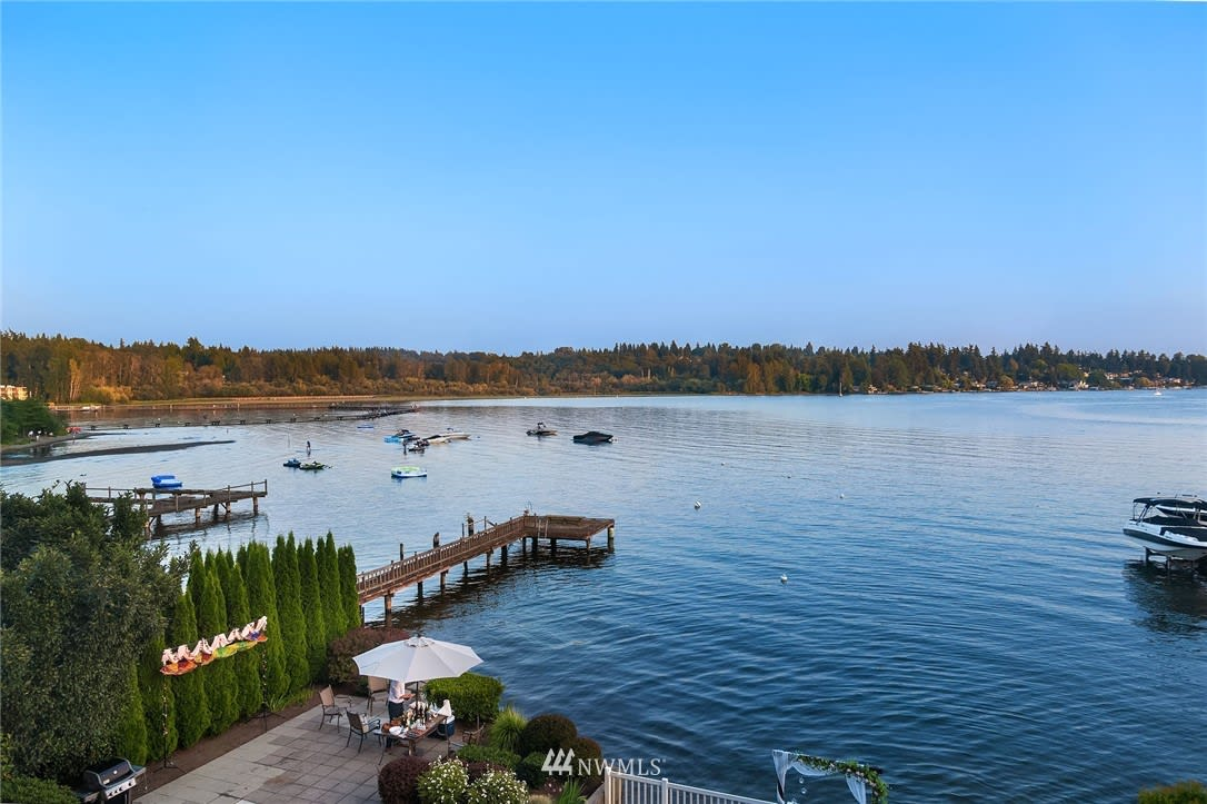 Juanita Bay Waterfront Condo photo