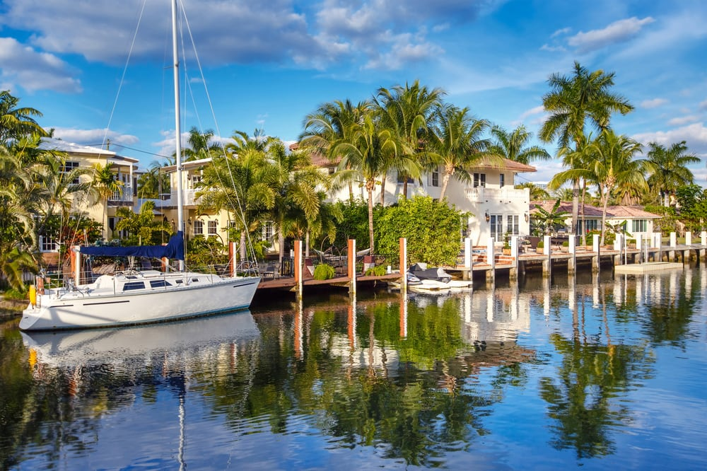 5 Great Places to Live and Dock Your Yacht in Fort Lauderdale
