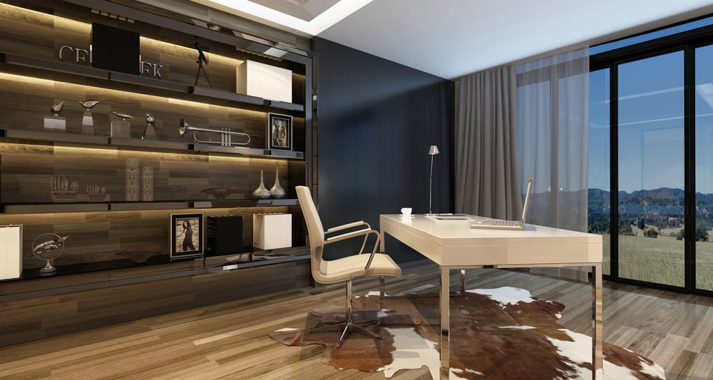 5 Gorgeous Ways to Transform Your Home Office