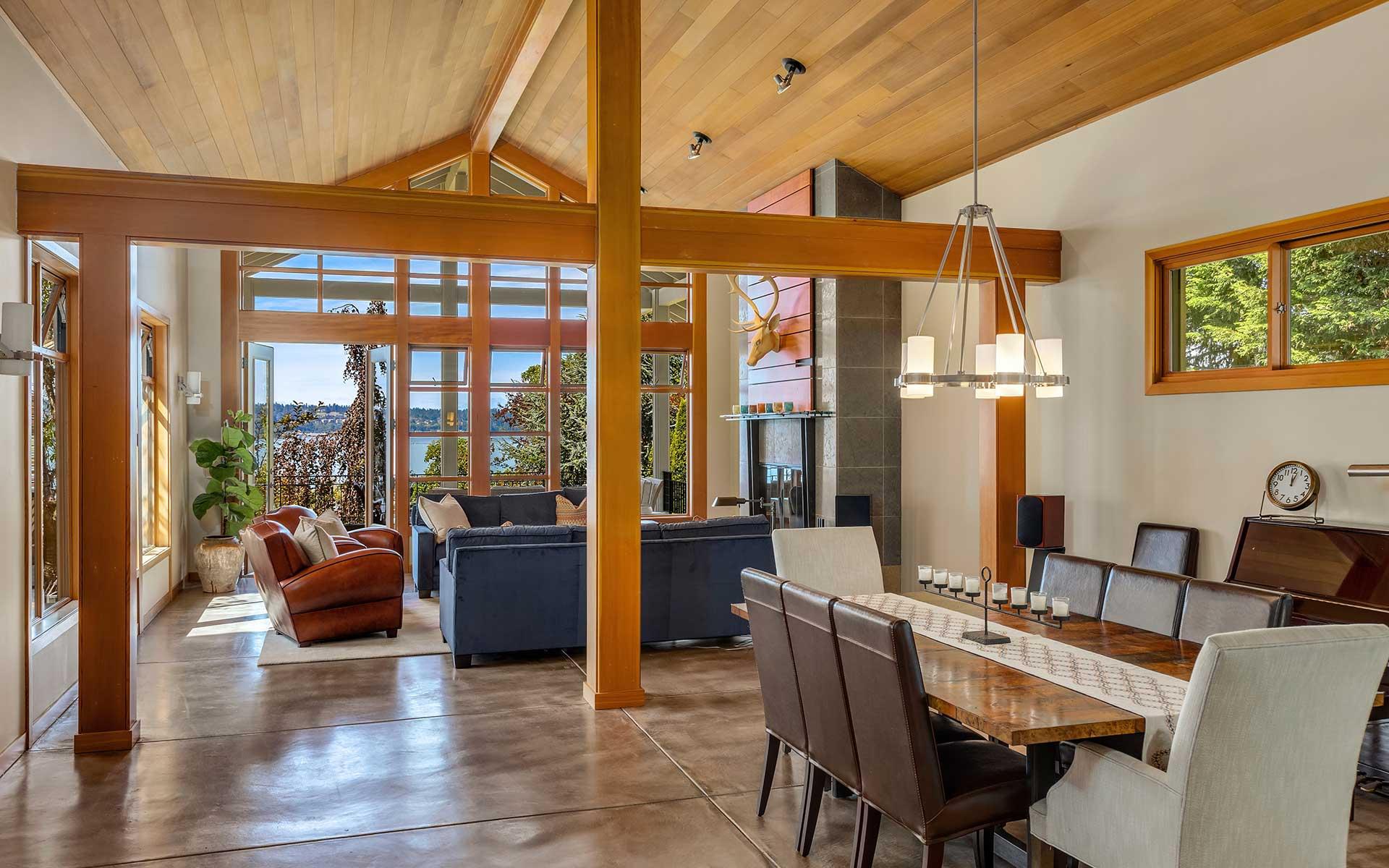 Northwest Contemporary Craftsman in Kirkland photo