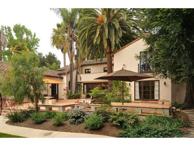 Prime Crescent Park Neighborhood- Palo Alto