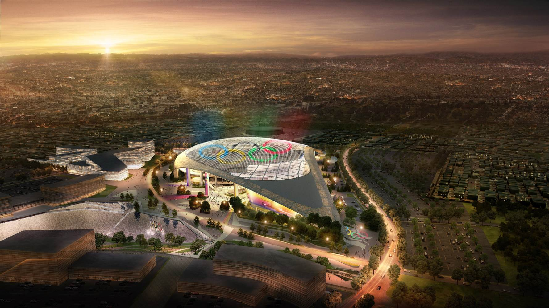 Top Signs L.A. Has Begun Prepping for the 2028 Olympics