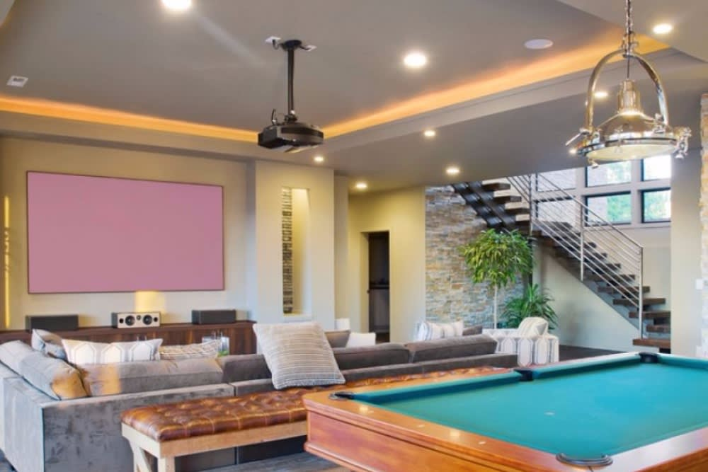 Creating the Perfect Family Game Room