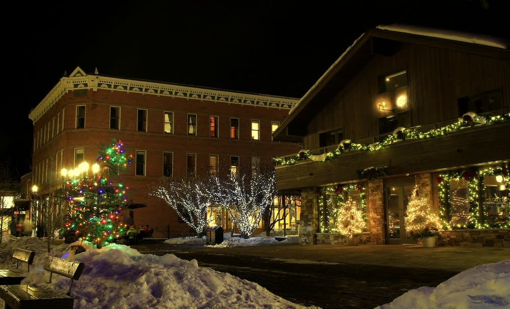 Where to Go Holiday Shopping in Aspen