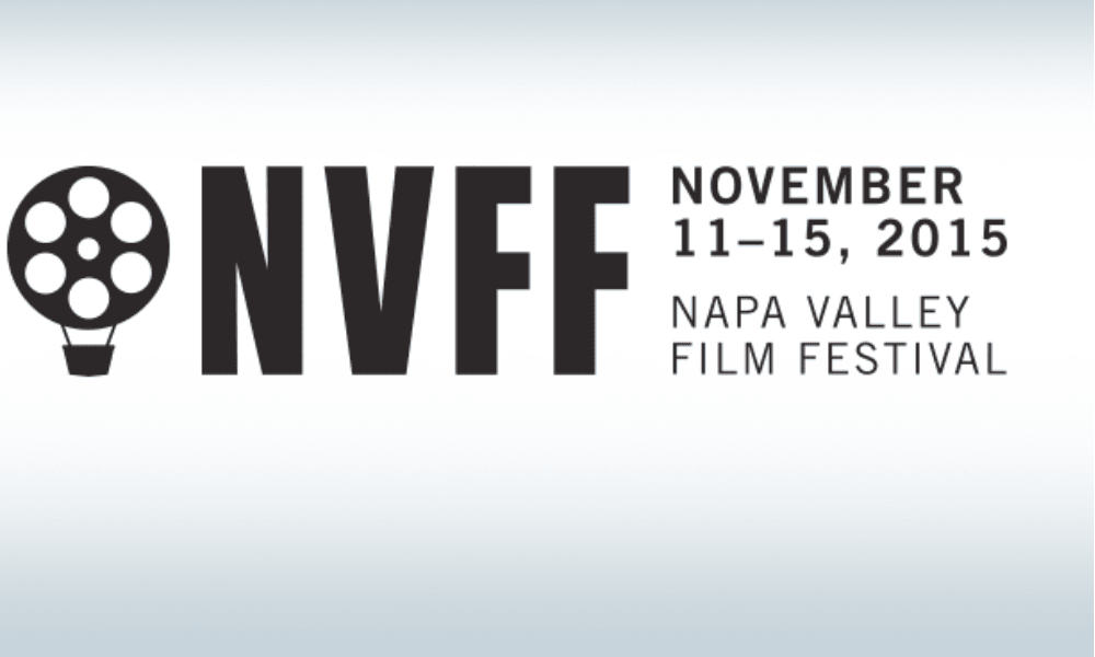Napa Valley Film Festival is here!